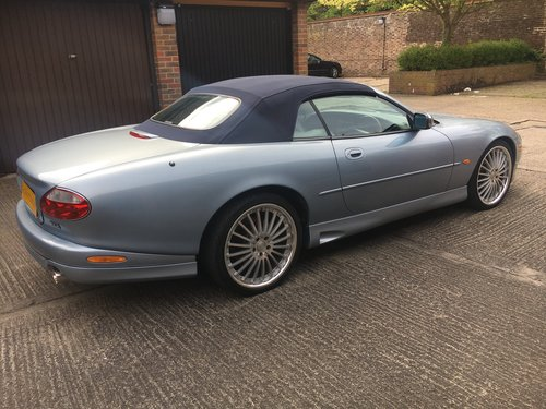 1998 Stunning XK8 Convertible with full body styling - Rust free  For Sale (picture 1 of 6)