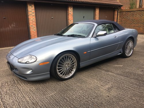 1998 Stunning XK8 Convertible with full body styling - Rust free  For Sale (picture 2 of 6)