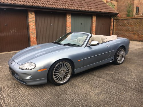 1998 Stunning XK8 Convertible with full body styling - Rust free  For Sale (picture 4 of 6)