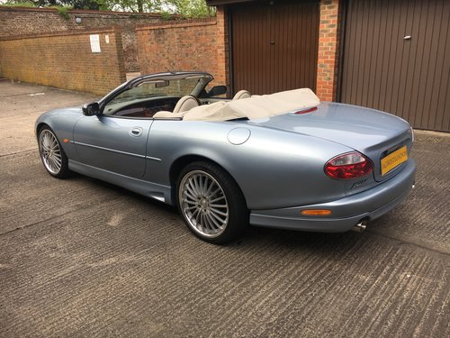 1998 Stunning XK8 Convertible with full body styling - Rust free  For Sale (picture 5 of 6)