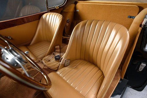 Jaguar XK140 FHC 1956 For Sale (picture 4 of 6)