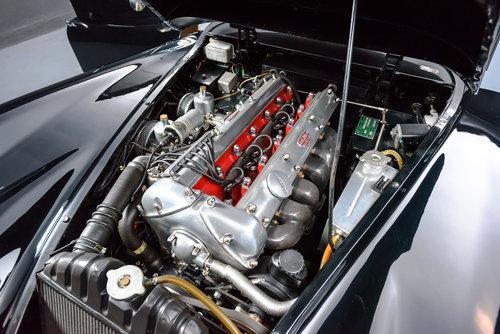 Jaguar XK140 FHC 1956 For Sale (picture 5 of 6)