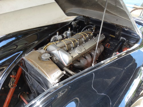 1950 Jaguar XK120 early alloy/steel body, fully restored For Sale (picture 3 of 6)