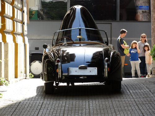 1950 Jaguar XK120 early alloy/steel body, fully restored For Sale (picture 4 of 6)