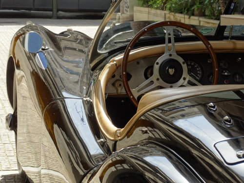 1950 Jaguar XK120 early alloy/steel body, fully restored For Sale (picture 5 of 6)