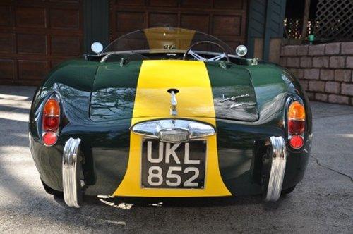 RGS Atalanta Jaguar 1953 C Type Race Car UKL852 For Sale (picture 2 of 6)