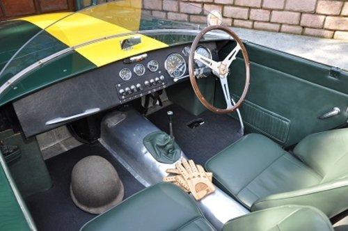 RGS Atalanta Jaguar 1953 C Type Race Car UKL852 For Sale (picture 3 of 6)