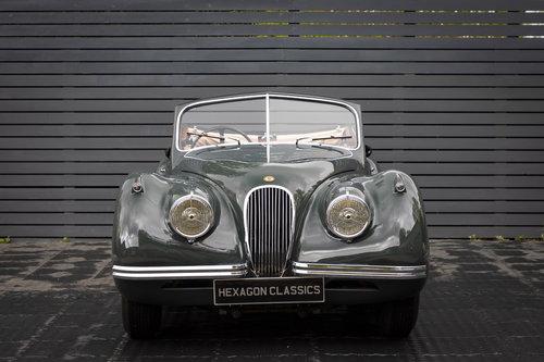1953 JAGUAR  XK120 Drophead Coupe For Sale (picture 3 of 6)