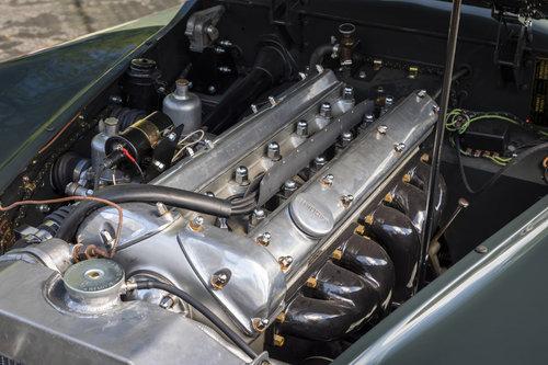 1953 JAGUAR  XK120 Drophead Coupe For Sale (picture 5 of 6)