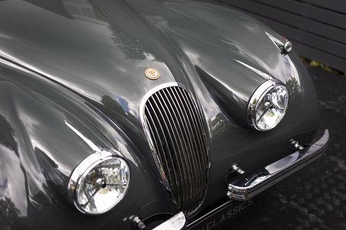 1953 JAGUAR  XK120 Drophead Coupe For Sale (picture 6 of 6)