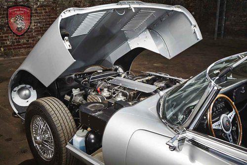 1971 Jaguar E-Type raodster III V12  For Sale (picture 6 of 6)
