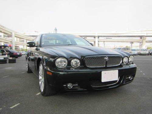 2008 Jaguar X358 with the 3.0 V6 only 61k as new, Tax only £250  For Sale (picture 1 of 6)