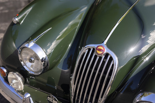 1956 JAGUAR XK 140 DHC For Sale (picture 6 of 6)
