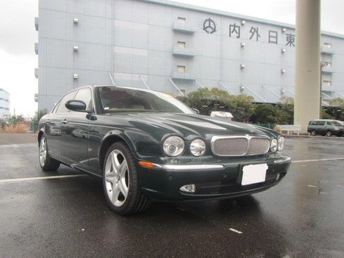 2007 Jaguar Sovereign only 33k miles and like new condition  For Sale (picture 1 of 6)