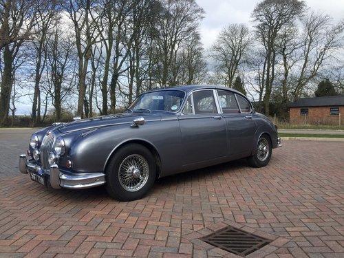 1963 Fabulous Jaguar Mk11 3.8 for sale - £19,950 SOLD (picture 1 of 6)