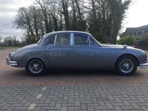 1963 Fabulous Jaguar Mk11 3.8 for sale - £19,950 SOLD (picture 6 of 6)