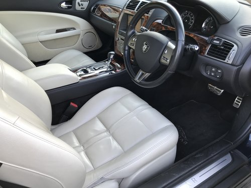 2007 Jaguar XK 4.2 Coupe. Full History, Private plate For Sale (picture 6 of 6)