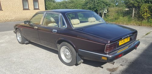 Jaguar XJ12 6.0 V12 Auto (XJ40) 60k miles (1993) SOLD ...