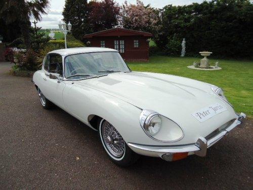 1970 Jaguar E Type V12  2+2  For Sale (picture 1 of 6)
