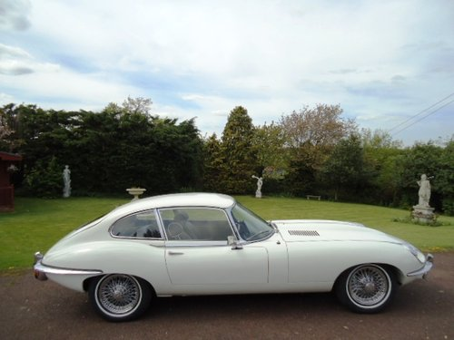 1970 Jaguar E Type V12  2+2  For Sale (picture 2 of 6)
