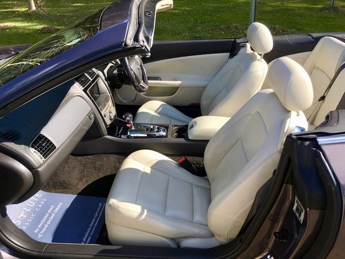 2007 Jaguar XK Convertible - Stunning, 23k miles with FSH SOLD (picture 4 of 6)