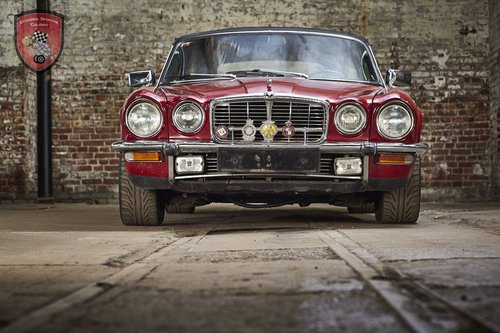 1977 Jaguar XJC II converted For Sale (picture 1 of 6)