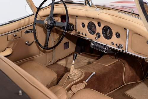 Jaguar XK150 Roadster 1959 For Sale (picture 4 of 6)