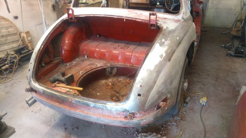 1963 MARK 2 BODYSHELLS AND RESTORATION For Sale (picture 5 of 6)