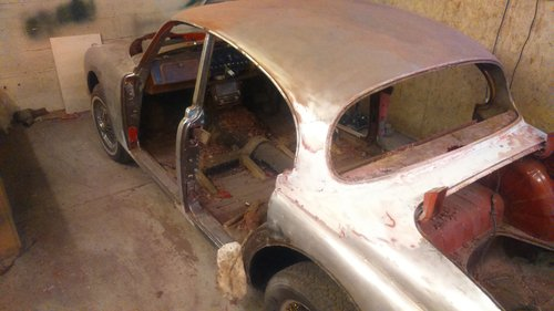 1963 MARK 2 BODYSHELLS AND RESTORATION For Sale (picture 6 of 6)