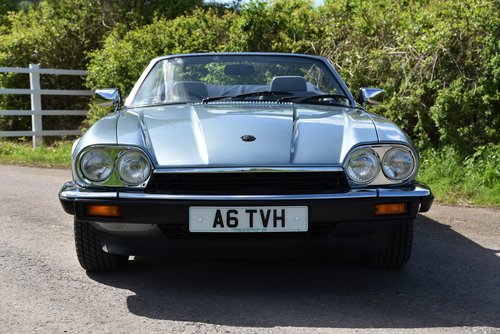 "1993 – JAGUAR XJS 4.0 AUTO CONVERTIBLE – ""SHINING BRIGHT"" SOLD (picture 6 of 6)"