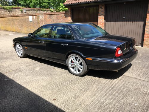 2004 XJR X350 only 37k miles and almost unmarked very high spec For Sale (picture 3 of 6)