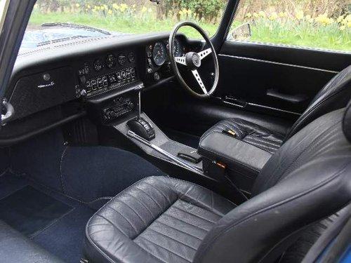 1973 Jaguar E-Type V12, 52K miles, UK Matching No's car SOLD (picture 5 of 6)