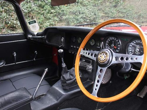 1964 Jaguar E-Type Series I 3.8 Matching No's, UK car SOLD (picture 4 of 6)