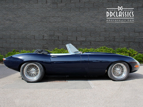 1963 Jaguar Semi-Lightweight E-Type Roadster 4.7 (RHD) SOLD (picture 2 of 6)