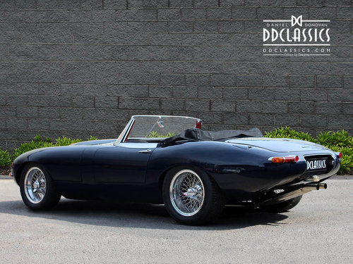 1963 Jaguar Semi-Lightweight E-Type Roadster 4.7 (RHD) SOLD (picture 3 of 6)