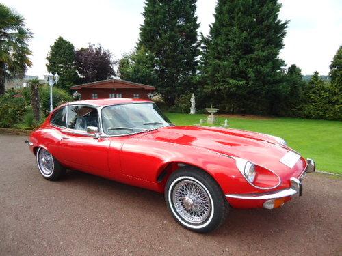 1971 Jaguar E Type V12  2+2  For Sale (picture 1 of 6)