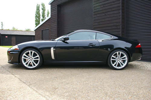 2007 Jaguar XKR 4.2 V8 S/C Coupe Auto (24,500 miles) SOLD (picture 1 of 6)