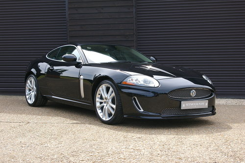 2007 Jaguar XKR 4.2 V8 S/C Coupe Auto (24,500 miles) SOLD (picture 2 of 6)