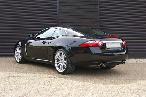 2007 Jaguar XKR 4.2 V8 S/C Coupe Auto (24,500 miles) SOLD (picture 3 of 6)
