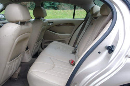 2002 Jaguar S Type 3.0 V6 SE Auto. Demo + 1 Owner. FSH. Low Miles SOLD (picture 4 of 6)