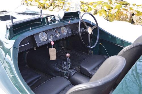 Jaguar XK 120 Full Alu body. 1953 For Sale (picture 4 of 6)