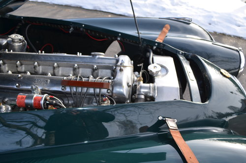 Jaguar XK 120 Full Alu body. 1953 For Sale (picture 6 of 6)
