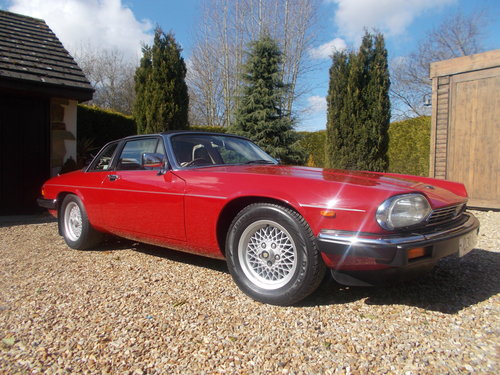 1986 MAJOR RESTORATION TRULY BEAUTIFUL  V12 . For Sale (picture 1 of 6)