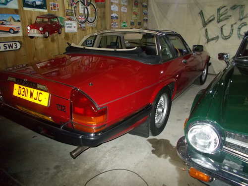 1986 MAJOR RESTORATION TRULY BEAUTIFUL  V12 . For Sale (picture 4 of 6)