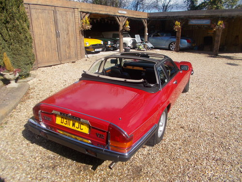 1986 MAJOR RESTORATION TRULY BEAUTIFUL  V12 . For Sale (picture 5 of 6)