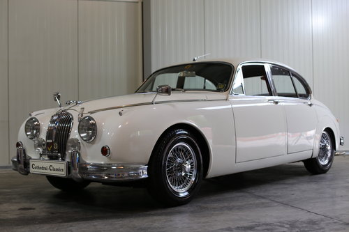 1963 Fastidiously maintained over the last 30 years Jaguar MK II  SOLD (picture 1 of 6)