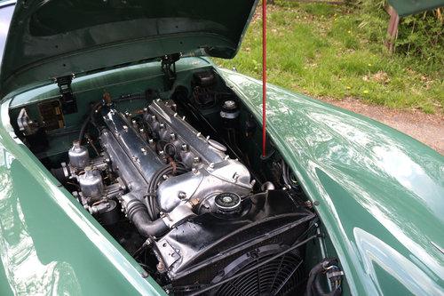 1954 Jaguar XK120 SE DHC For Sale (picture 4 of 6)