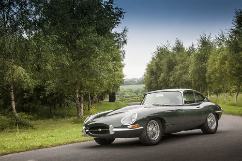 1965 Jaguar E-Type Series I 4.2 FHC (Broadsport) SOLD (picture 1 of 6)