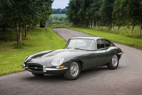 1965 Jaguar E-Type Series I 4.2 FHC (Broadsport) SOLD (picture 2 of 6)