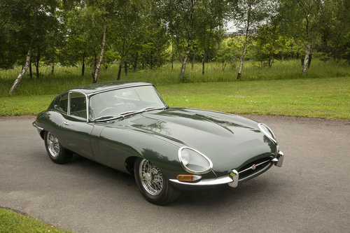 1965 Jaguar E-Type Series I 4.2 FHC (Broadsport) SOLD (picture 3 of 6)
